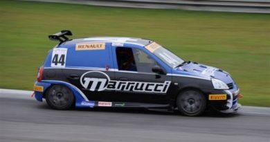 Copa Clio: Acidente tira Marrucci da prova na segunda volta em Brasília