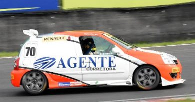 Copa Clio: Para piloto pernambucano, chegou a hora de reagir no campeonato