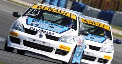 Copa Clio: Equipe W Racing domina os treinos em Curitiba