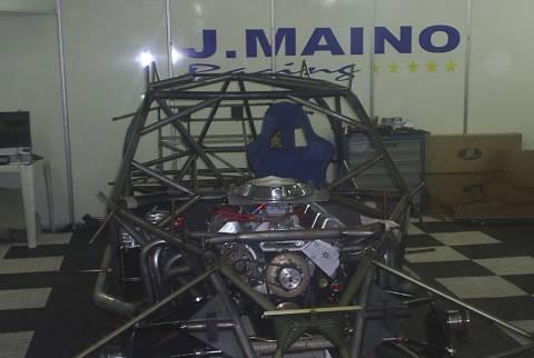 Pick-Up: Marcel Wolfart se prepara para a temporada 2008 da Pick-up Racing