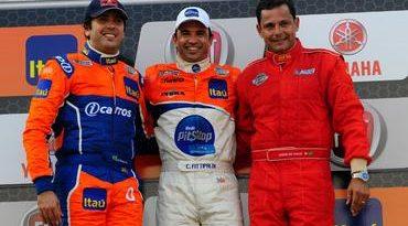 Copa Fiat: Em dia perfeito, Christian leva tudo e vira líder
