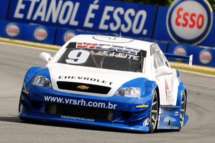 Copa Montana: Eduardo Leite garante pole na abertura da categoria em Curitiba
