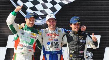 Copa Chevrolet Montana: Depois de 'bater na trave' Galid Osman conquista primeira vitória em 2011