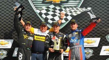 Copa Chevrolet Montana: Eduardo Leite conquista a terceira etapa