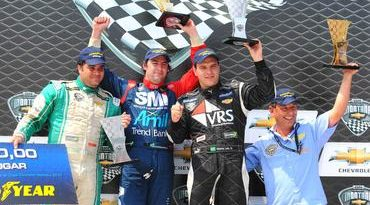 Copa Chevrolet Montana: Gustavo Sondermann vence a sexta etapa