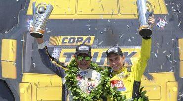 Copa Truck: Giaffone é campeão do regional Nordeste