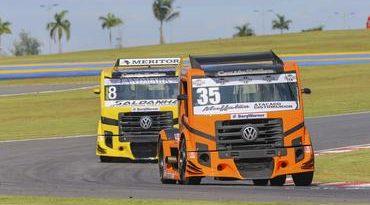 Copa Truck: Categoria corre pela manhã na etapa de Campo Grande