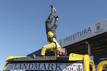 Copa Truck: Giaffone confirma domínio e sai na pole