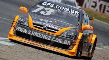 Copa Vicar: Jimenez ganha 15 posições na corrida e brilha mais uma vez na Copa Vicar