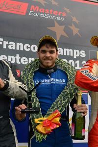Mercedes-Benz Challenge: Campeão Europeu, Victor Corrêa estreia no Velopark