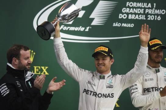 F1: Nico Rosberg anuncia a sua aposentadoria