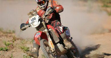 Dakar: José Hélio representa o Brasil no Rally Dakar 2009