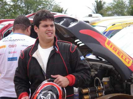 Rally: Daniel Oliveira já treina para Mundial de Rally