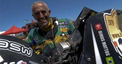 Dakar: Três brasileiros da equipe ASW deixam o Rally