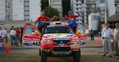 Dakar: Carro de Varela e Macedo já está no parque fechado