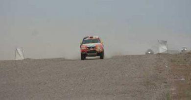 Dakar: Varela e Macedo sofrem com as dunas da 5ª etapa da competição