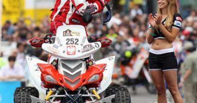 Rally Dakar: Polonês Rafal Sonik vence entre os quadriciclos