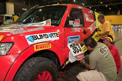 Rally Dakar: Reinaldo Varela quer vencer em sua categoria
