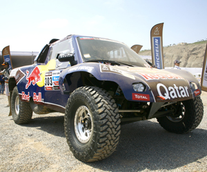 Rally Dakar: Carlos Sainz/Timo Gottschalk vencem primeira etapa