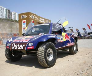 Rally Dakar: Nasser Al-Attiyah vence a quarta etapa