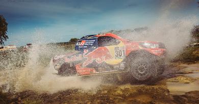 Rally Dakar: Nasser Al-Attiyah vence primeira etapa