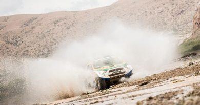 Rally Dakar: Equipe Mitsubishi Petrobras supera a altitude e a neve para chegar à Bolívia