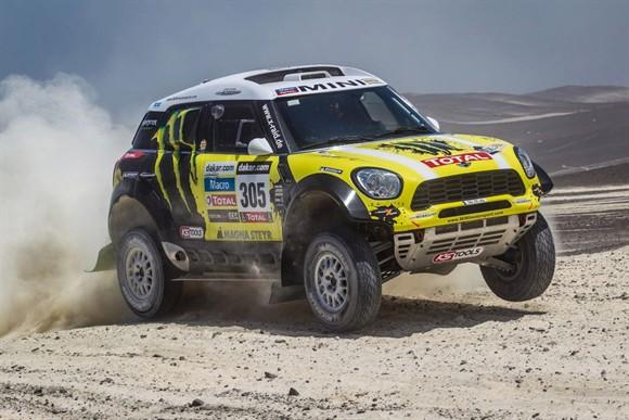 Rally Dakar: Nani Roma vence a quinta etapa