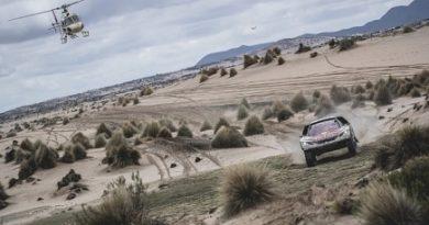 Rally Dakar: Sébbastien Loeb vence a 11ª etapa