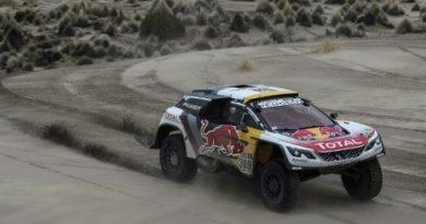 Rally Dakar: Stéphane Peterhansel reassume liderança