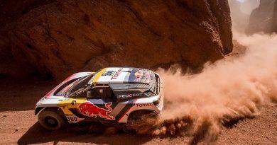 Rally Dakar: Stéphane Peterhansel vence terceira etapa