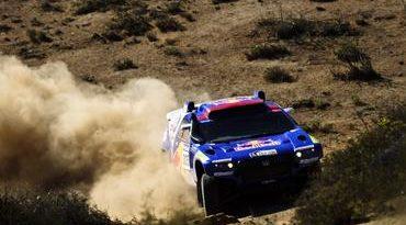 Rally Dakar: Al-Attiyah desconta e fica a apenas 2m48 da liderança de Sainz