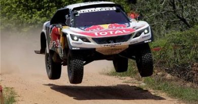 Rally Dakar: Sébastien Loeb vence a segunda etapa