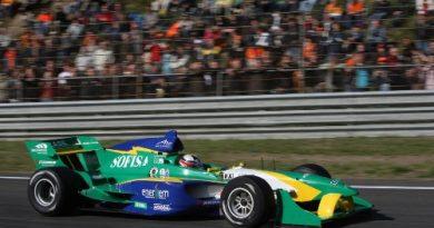 A1GP: Brasil reage no fim, mas não marca pontos