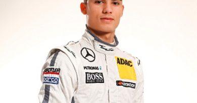 F1: Mercedes anuncia alemão de 19 anos como piloto reserva