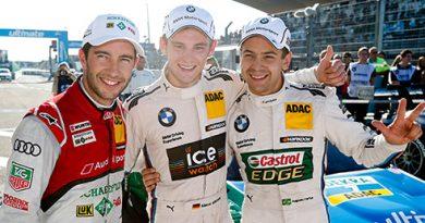 DTM: Marco Wittmann marca a pole em Zandvoort