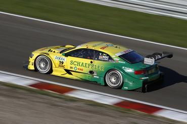 DTM: Audi 'verde-amarelo' levará o número 1 no DTM