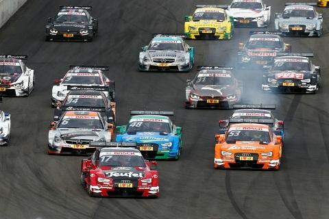 DTM: Jamie Green vence primeira prova em Lausitzring
