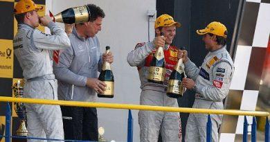 DTM: Paul di Resta vence a segunda consecutiva