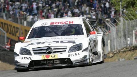DTM: Shangai encerra temporada de 2010