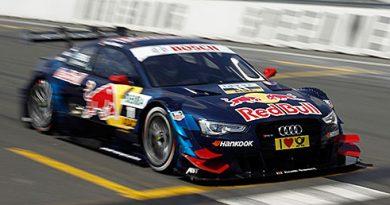 DTM: Fazendo aniversário, Mattias Ekstrom vence em Norisring. Mas é punido e perde vitória
