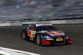 DTM: Mattias Ekstrom marca a pole em Nurburgring