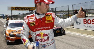 DTM: Mattias Ekstrom sai na pole em Valência