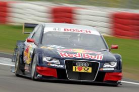 DTM: Mattias Ekstrom vence de ponta a ponta em Nurburgring