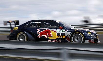 DTM: Mattias Ekstrom sai na pole em Zandvoort