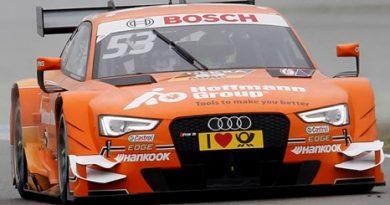 DTM: Jamie Green vence primeira prova em Hockenheim