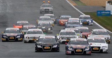 DTM: Mattias Ekstrom vence em Le Mans