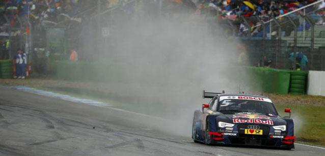 DTM: Mattias Ekström vence segunda prova em Hockenheim