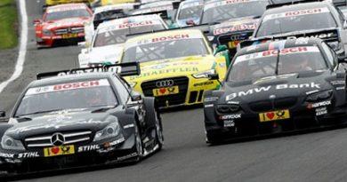 DTM: Gary Paffett vence em Brands Hatch