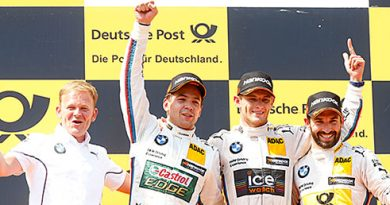 DTM: Marco Wittmann vence no Red Bull Ring