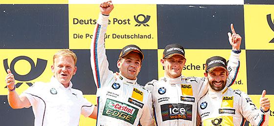 DTM: Marco Wittmann vence no Red Bull Ring
